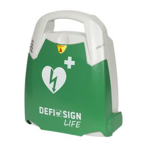 DefiSign LIFE AED zijkant