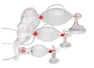 Ambu SPUR II aikuisten hengityspalje maskilla