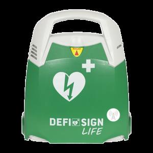 DefiSign Life Online -defibrillaattori