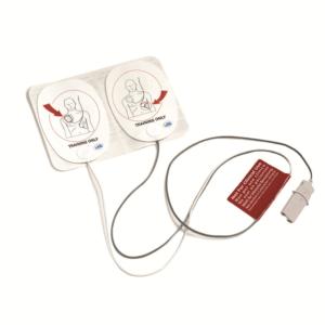 Philips Heartstart FR2 AED Link Harjoitus elektrodit