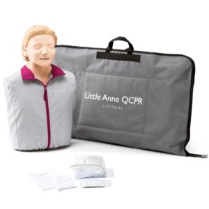 Laerdal Little Anne QCPR -elvytysnukke