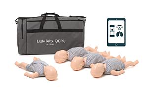 Laerdal Little Baby QCPR -elvytysnukke, 4kpl
