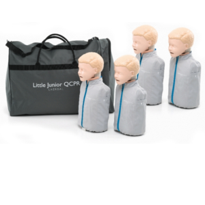 Laerdal Little Junior QCPR -elvytysnukke, 4kpl