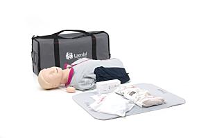 Laerdal Resusci Anne First Aid Torso Nukke Kantolaukulla